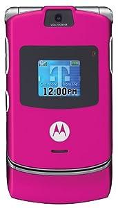 Motorola RAZR V3 Magenta (T-Mobile)