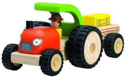 Wonderworld Mini Toy Tractor front-849536