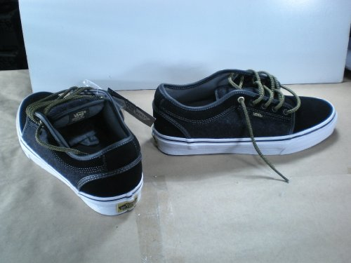 1f28854b4846   Save price   VANS CHUKKA LOW SKATE SHOES WBG Men size 8.5