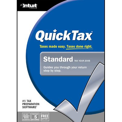 QuickTax Standard 2005 [Old Version]