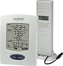 La Crosse Technology WS-9029U Wireless Weather Station with Digital Time