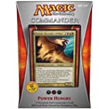 Magic the Gathering Commander 2013 deck - Power Hungry