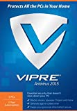 ThreatTrack Security VIPRE Antivirus 2015 - 5 Users [Key Card]