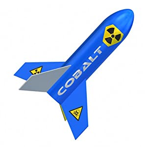 Quest Aerospace Cobalt Model Rocket Kit