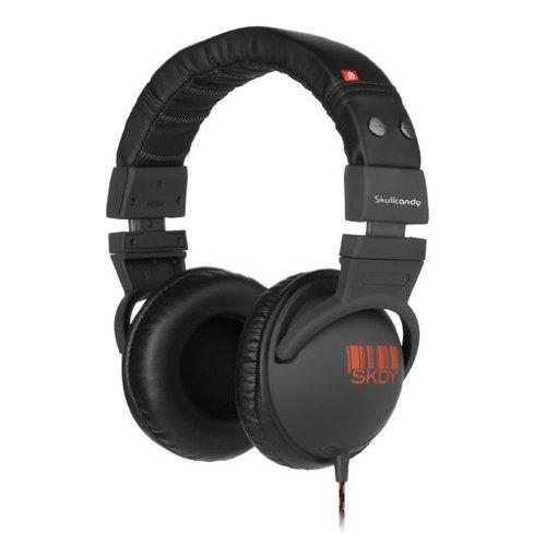 Skullcandy Hesh Headphones W/ Mic, Carbon/Red, One-Size
