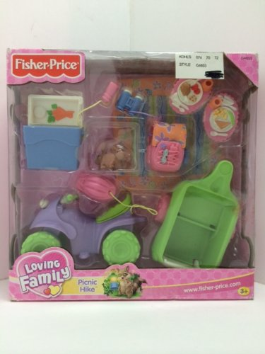 Fisher Price Picnic front-1045717