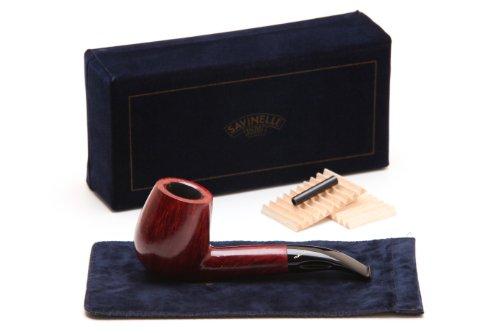 Savinelli Autograph 5 Smooth Tobacco Pipe