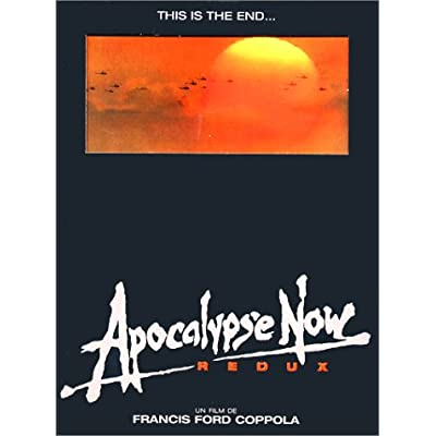an analysis of the topic of apocalypse now by francis ford coppola Apocalypse now it is the height of the war in vietnam francis ford coppola you may also like hd how to lose a guy in 10 days hd hickey and boggs hd raging.