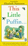 This Little Puffin: Finger Plays and Nursery Games (Puffin Books)