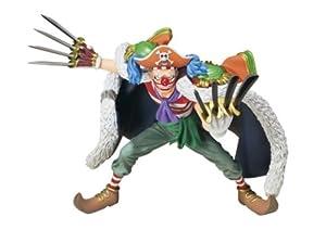 "Amazon.com: Bandai Tamashii Nations Buggy ""One Piece"" - Figuarts ZERO"
