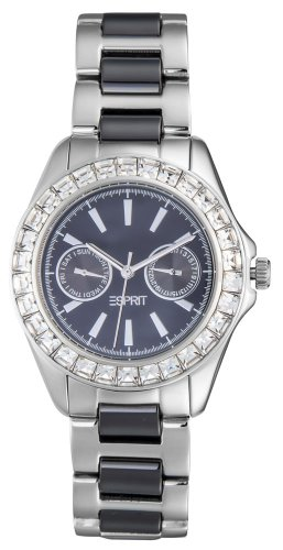 Esprit Esprit Analog Black Dial Women's Watch - ES105772002