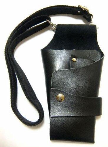 グッドライフEXPRESS シザーケース バック 4丁 黒 ブラック 美容師プロ専用 トリマー