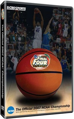 2007 Mens Final Four DVD