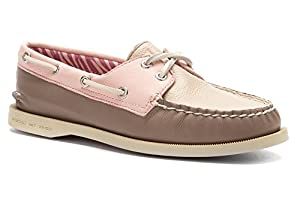 Sperry Top-Sider Women's A/O, Nude Greige Blush Boat Shoe