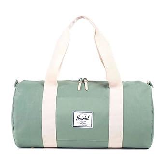 Herschel Supply Sutton Mid Volume Backpack (Defender Green / Bone)