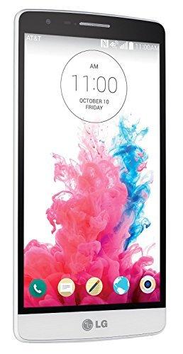 LG G3 Vigor D725 8GB Unlocked GSM 4G LTE Quad-Core Android 4.4 Smartphone w/ 8MP Camera - Silk White (No Warranty) (Lg Smartphone Unlocked Gsm compare prices)