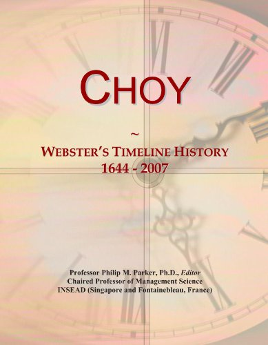 choy-websters-timeline-history-1644-2007