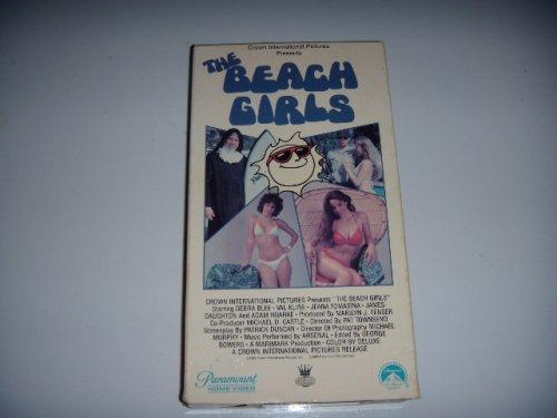 Beach Girls [VHS]