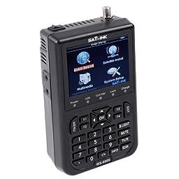 SODIAL(R)SATlink WS-6908 3.5\