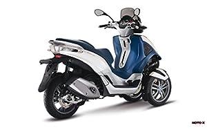 Amazon.com: Motorcycle Piaggio Mp3 Yourban Lt 06 - 11X17 Poster