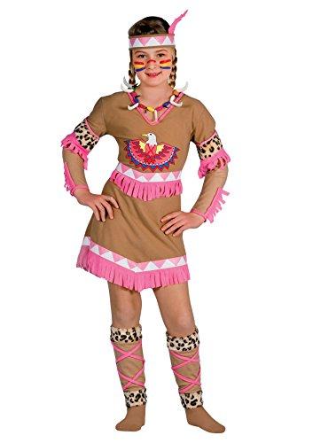 Ciao 10799 - Indiana Raggio di Luna Costume Bambino con Make-Up, 6-8 Anni