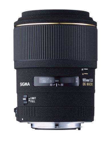 Sigma 105Mm F/2.8 Ex Dg Medium Telephoto Macro Lens For Olympus And Panasonic Slr Cameras