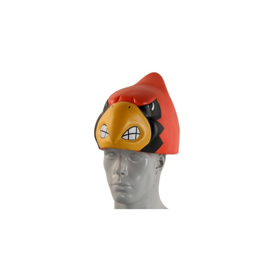 Louisville Cardinals Foamhead Hat