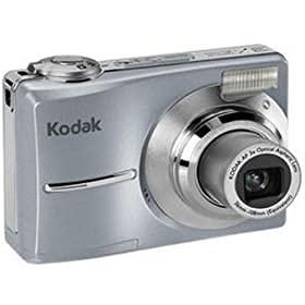 Kodak EasyShare C813 8.2MP Digital Camera with 3x Optical Zoom