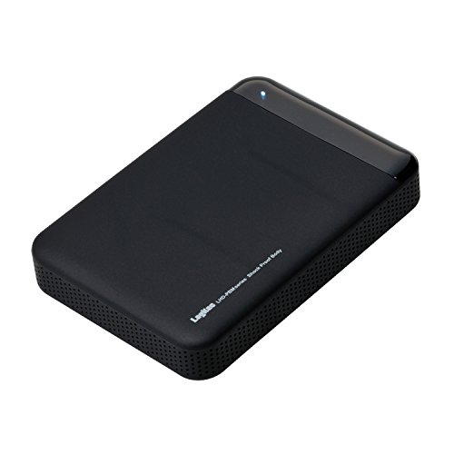 Logitec 耐衝撃USB3.0対応のポータブルハードディスクユニット[2...
