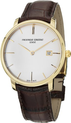 Frederique Constant Slim Line Mens Watch 306V4S5