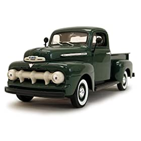 diecast car: 1951 Ford F1 Pickup Collectible