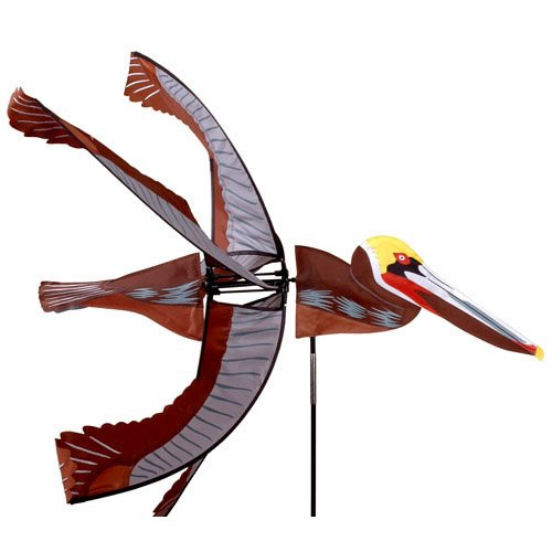Premier designs brown pelican spinner for Garden spinners premier designs
