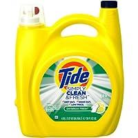 Tide Simply Clean & Fresh Daybreak Fresh Liquid Laundry Detergent, 138 fl oz
