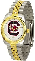 South Carolina Fighting Gamecocks Suntime Mens Executive Watch - NCAA College Athletics