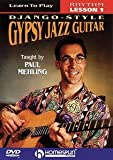img - for PAUL MEHLING: LEARN TO PLAY DJANGO 1 - RHYTHM book / textbook / text book