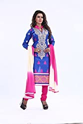 Destiny enterprise designer Women cotton salwar suit (DES_111)