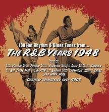 The R&B Years 1948 by Eddie Vinson, Lowell Fulson, Louis Jordan, Memphis Slim and Wynonie Harris