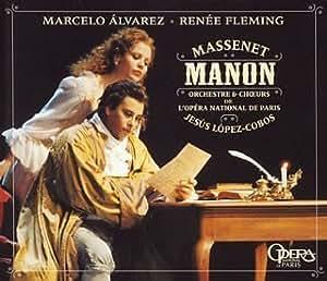 MARCELO ALVAREZ/RENEE FLEMING - MASSENET:MANON - Amazon.com Music