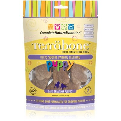 Terrabone Puppy Value Pack Size: Small (8.07 Oz)