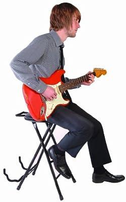 Kinsman Guitarist's Dual-Stool