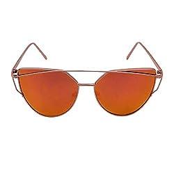 Zins Multicolor Oversized Sunglasses ( ZS 005 C5 )