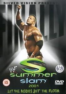 Wwf Summerslam 2001 Dvd Amazon Co Uk Dwayne Johnson