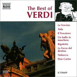 The Best Of - The Best Of Verdi