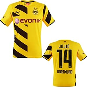 BVB Jojic À domicile en 2015, L