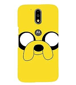 PRINTSHOPPII CUTE KITTY Back Case Cover for Motorola Moto G4 Plus