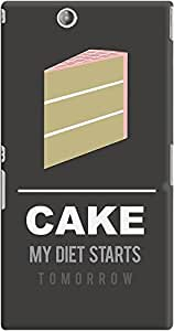 DailyObjects Cake Case For Sony Xperia Z Ultra