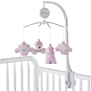 Disney Princess Little Dreamer Musical Mobile
