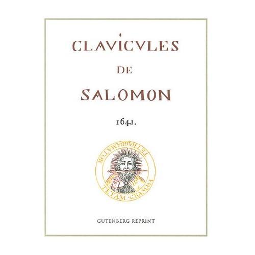 Clavicules de Salomon 417K4ECK1FL._SS500_