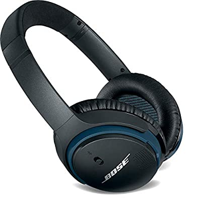Bose Soundlink Around-ear Wireless Headphones Ii ワイヤレスヘッドホン ブラック