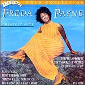 Freda Payne - Freda Payne Greatest Hits - Zortam Music